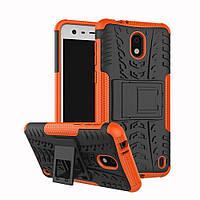 Чехол Armor Case для Nokia 2 Оранжевый