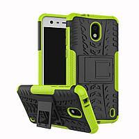 Чехол Armor Case для Nokia 2 Лайм