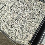 Зеленая гранитная плитка Луковец термо, фото 2