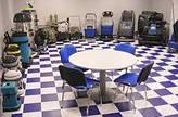 Профессиональное оборудование для уборки помещений
