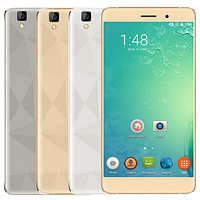 Bluboo Maya 5.5 GOLD HD 2Gb/16Gb 2 sim Gorilla Glass 3 13Mpx 3000mAh +чехол+пленка