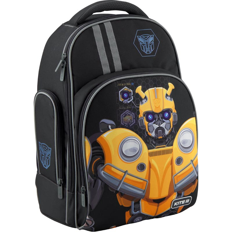 Рюкзак шкільний Kite Education Transformers BumbleBee Movie TF19-706S