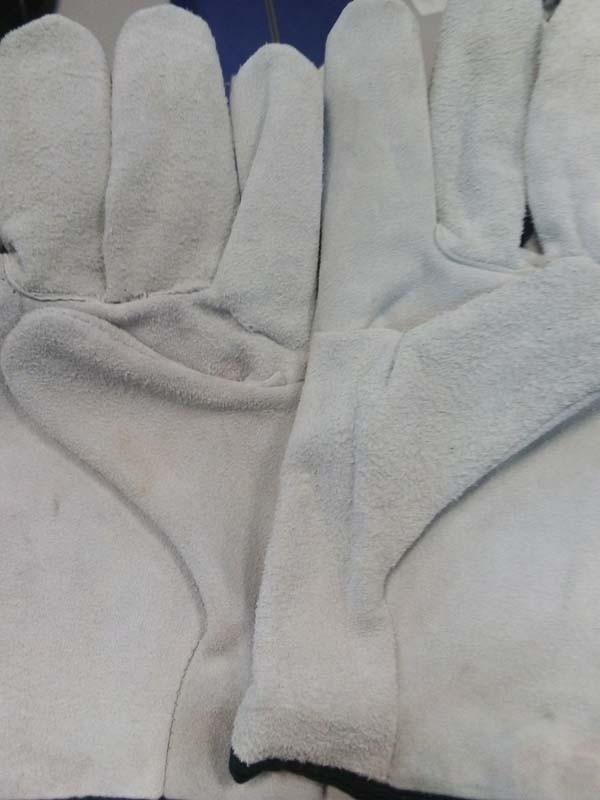 Перчатки краги короткие MASTER 1510