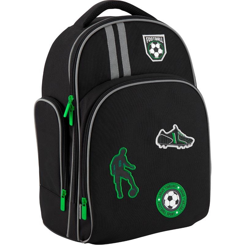 Рюкзак шкільний Kite Education Football K19-706M-2