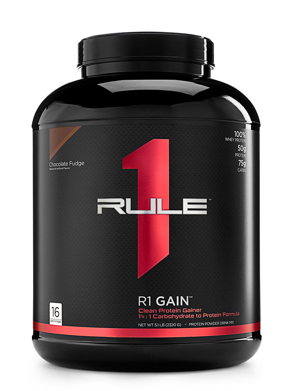 R1_Gain 2,27 кг - Chocolate Fudge