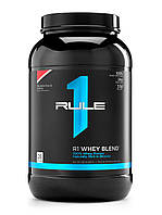 R1_Whey Blend 908 г - Chocolate Fudge