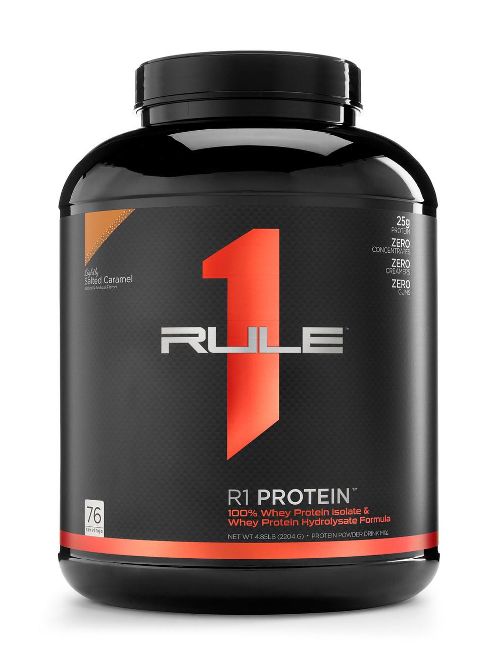 R1_Protein R1 2,27 кг - Vanilla Creme
