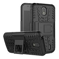 Чехол Armor Case для Nokia 1 Черный