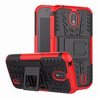 Чехол Armor Case для Nokia 1 Красный, фото 1