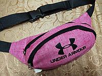 Сумка на пояс UNDER ARMOUR Ткань мессенджер/Спортивные барсетки сумка только опт, фото 1
