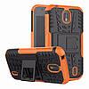 Чехол Armor Case для Nokia 1 Оранжевый