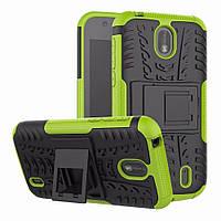 Чехол Armor Case для Nokia 1 Лайм, фото 1