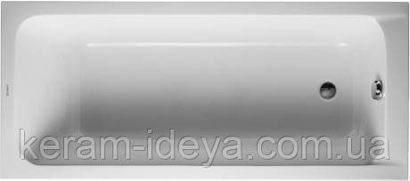 Ванна акрилова Duravit D-CODE 170x75 700100000000000