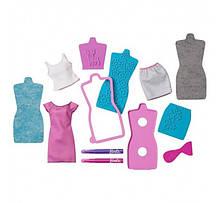 Дизайнер одежды Барби Barbie D. I. Y. Fashion Design Plates