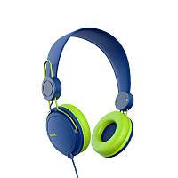 Наушники HAVIT HV-H2198d blue/green, фото 1