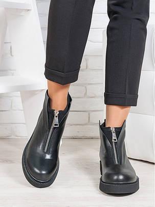 Ботинки Ameno натуральная кожа  6697-28, фото 2