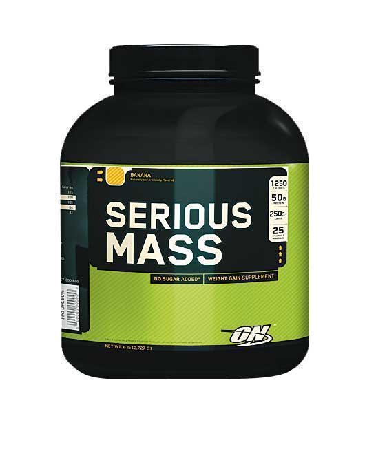 ON Serious Mass 1,361 кг - шоколад