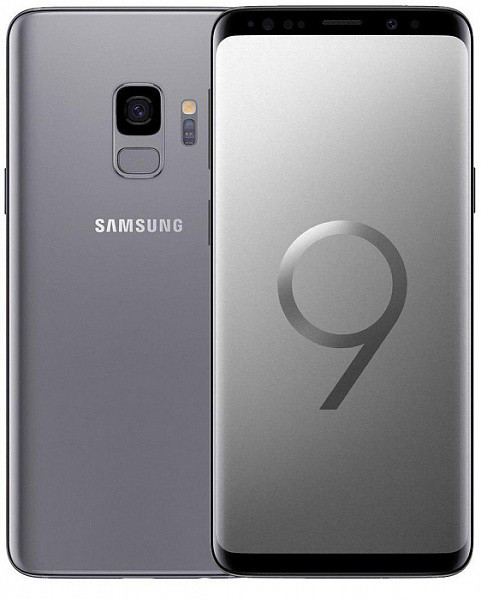 Смартфон Samsung Galaxy S9 SM-G960 DS 64GB Grey (SM-G960FZAD)