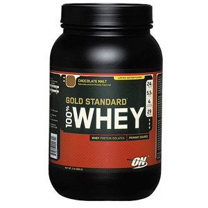 ON Whey Gold  939 г - strawberry