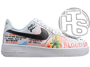 Мужские кроссовки Nike Air Force 1 x Vlone x Pauly AA5360-100