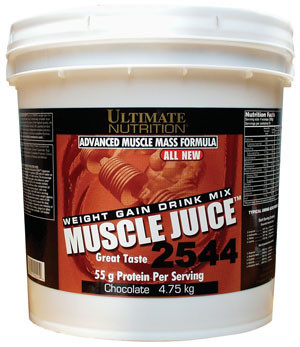 UltN MUSCLE JUICE 2544, 4.75 кг - chocolate