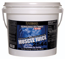 UltN MUSCLE JUICE 2544, 6 кг - vanilla