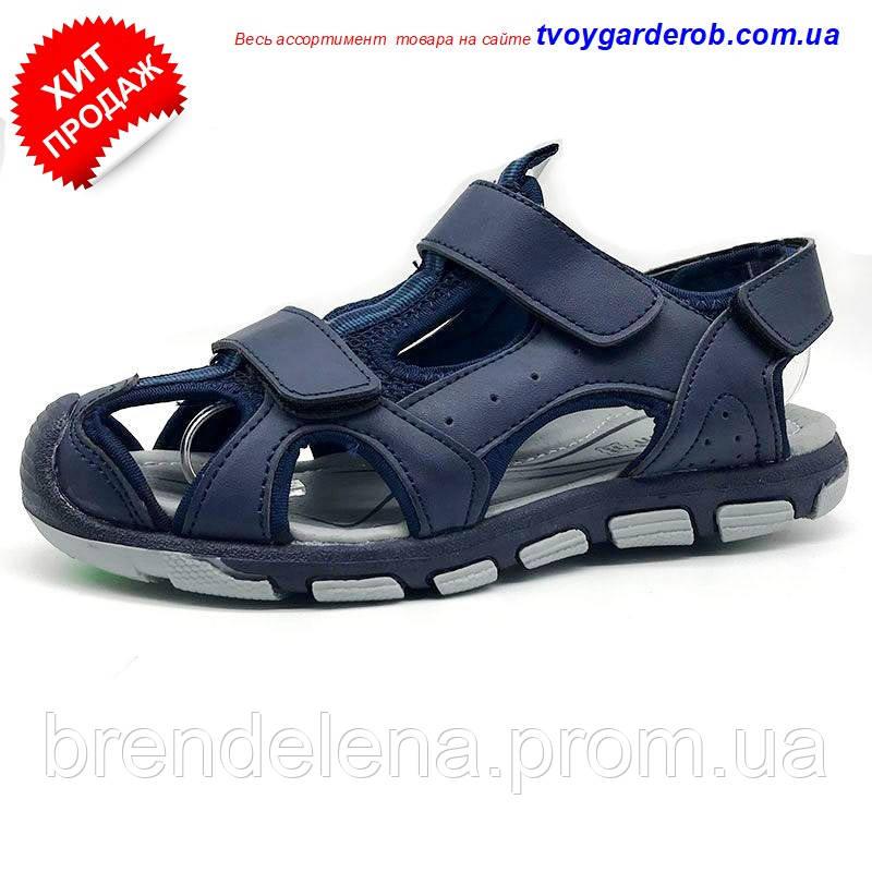 Стильні босоніжки-сандалі для подротков р38