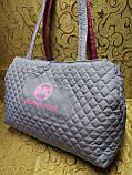 Женская сумка стеганная NK НОВЫЙ сумка стильная только оптом, фото 2