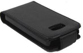 Чехол книжка Nokia 700 черный