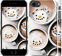 """Чехол на iPhone 8 Новогоднее какао """"4109c-1031-20760"""""""