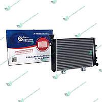 Радиатор водяного охлаждения ВАЗ 2105 (алюм.) (пр-во Авто Престиж)