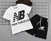 Летний комплект для мальчика New Balance (р.2/3 года)