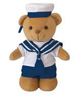 Ведмедик плюшевий Navy 20 см