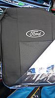Чехлы Ford Fiesta 2002-2008 Зодиак Люкс