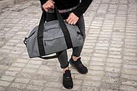 Мужская спортивная сумка HAMMER GRAY, фото 1