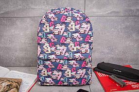 Рюкзак женский  CheryKiss, темно-синие (90042) размеры в наличии ► [ 1  ]