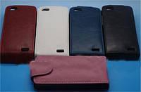Чехол книжка HTC One V T320e 4 цвета