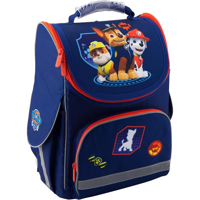 Рюкзак шкільний каркасний Kite Education Paw Patrol PAW19-501S