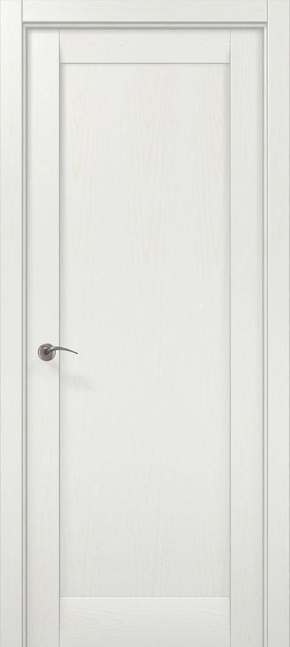 Двери Папа Карло, Полотно+коробка+2 к-кта наличника+добор 100 мм, Millenium, модель ML-00F