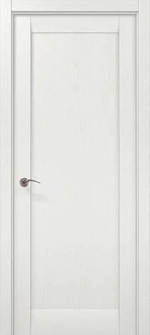 Двери Папа Карло, Полотно+коробка+2 к-кта наличника+добор 100 мм, Millenium, модель ML-00F, фото 2