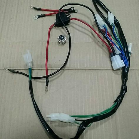 Проводка полный набор подкл.к ЗУ-36V и Контролеру., фото 2