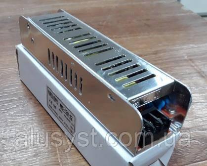 Блок питания удлиненный 12V-120W-10А серия MS