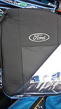 Чехлы Ford Fiesta 2009-2017 Зодиак Люкс