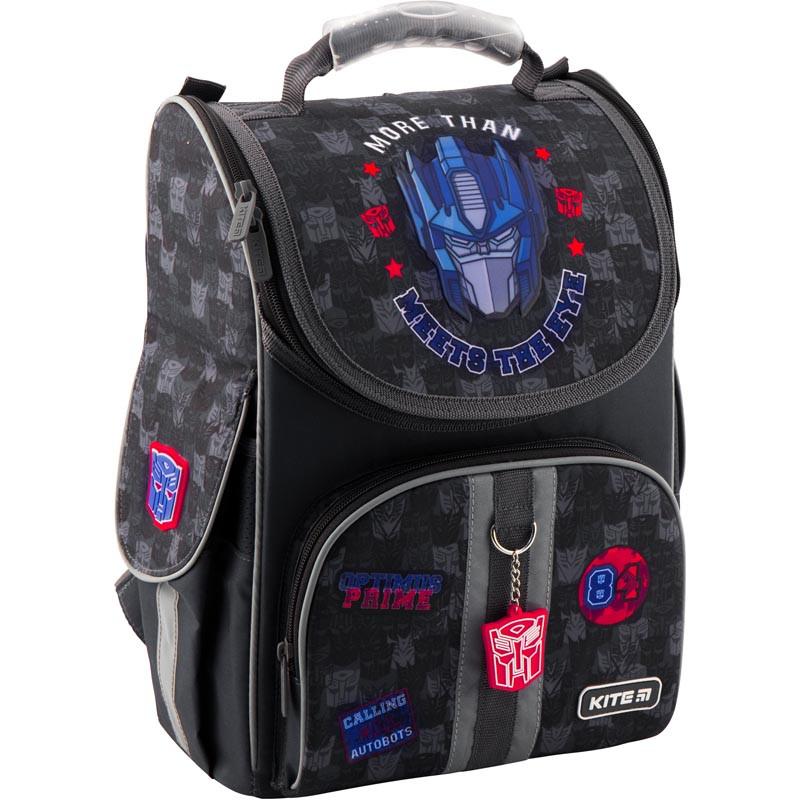 Рюкзак шкільний каркасний Kite Education Transformers TF19-501S-2