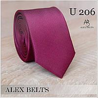 """Краватка дорослий вузький з малюнком """"Lan Franko"""" GVUR-U206"""