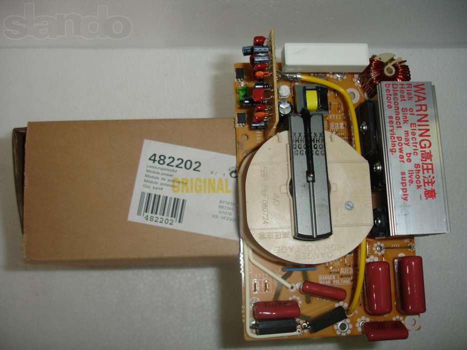 Силовой модуль микроволновой печи BOSCH/SIEMENS 482202