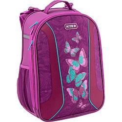 Рюкзак шкільний каркасний Kite Education Butterflies K19-703M-1