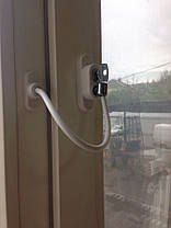 Защита на окна от детей, трос ограничитель открывания, Украина, Пенкид,  PENKID 1, фото 2