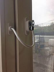 Защита на окна от детей, ограничитель открывания, Украина, Пенкид,  PENKID