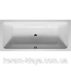 Ванна акриловая Duravit D-CODE 180x80 700101000000000